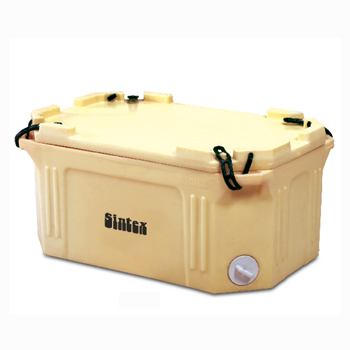 FISH BOXES/INSULATED SHIPPERS