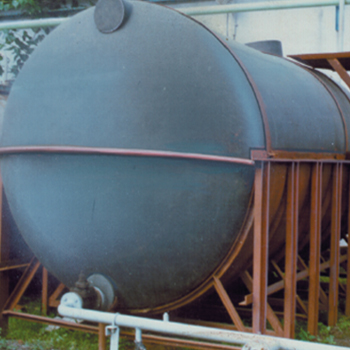 CHEMICAL/ACID PROCESSING TANKS HORIZONTAL CYLINDRICAL TANKS: TH SERIES