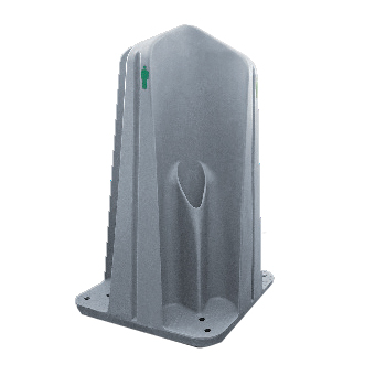 PORTABLE URINAL BLOCKS (CORNER)