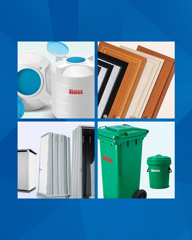 Building Products & Custom Moulding Solutions, Plastic Water